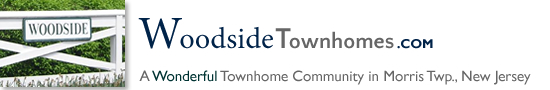 Woodside in Morris Twp NJ Morris County Morris Twp New Jersey MLS Search Real Estate Listings Homes For Sale Townhomes Townhouse Condos   Wood side   Woodside Morris Twp